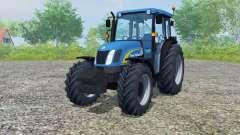 New Holland T4050 front loader para Farming Simulator 2013