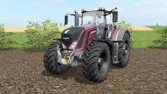 Fendt 930-939 Vario solid pink para Farming Simulator 2017