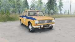 VAZ-2101 Lada GAI URSS para Spin Tires