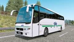 Bus Traffic Pack v8.1 para Euro Truck Simulator 2