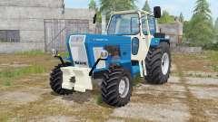 Fortschritt ZT 303-D star command blue para Farming Simulator 2017
