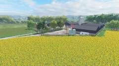Rosedale Farm para Farming Simulator 2015