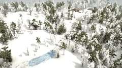 Rolling Snow para MudRunner