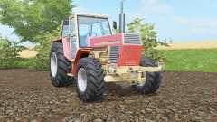 Zetor Crystaᶅ Con Sede En 12045 para Farming Simulator 2017