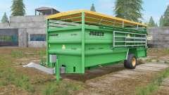 Joskin Betimax RDS 6000 jade para Farming Simulator 2017