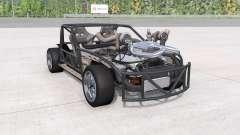 Ibishu 200BX Deathkart v1.5 para BeamNG Drive