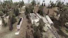 Test Railway para MudRunner