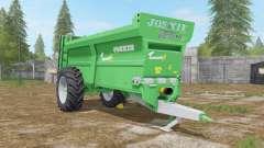 Joskin Tornado3 T6516-19V para Farming Simulator 2017