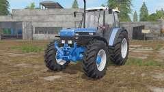 Ford 7840〡8240〡8340 para Farming Simulator 2017