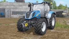 New Holland T6.145〡T6.165〡T6.175 para Farming Simulator 2017