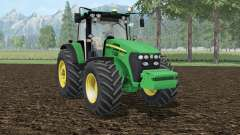 John Deere 7930 pigment green para Farming Simulator 2015