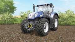 New Holland T7.290&T7.315 Blue Power para Farming Simulator 2017