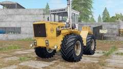 Raba-Steiger 250 indian yellow para Farming Simulator 2017