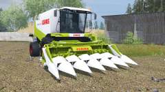 Claas Lexion 550 rio grande para Farming Simulator 2013