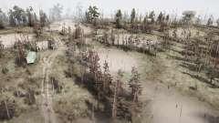 El pantano 3 para MudRunner