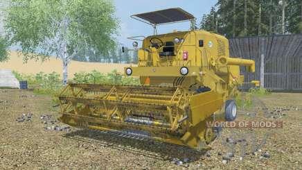 Bizon Super Z056 roncꞕi para Farming Simulator 2013