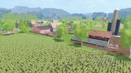 Auhagen para Farming Simulator 2015