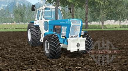 Fortschritt ZT 403 rich electric blue para Farming Simulator 2015