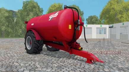Redrock 2250 crayola red para Farming Simulator 2015