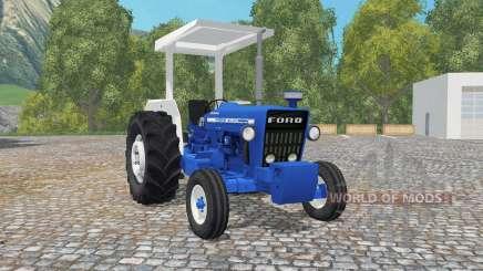Ford 4600 true blue para Farming Simulator 2015