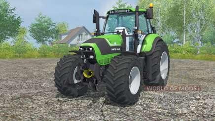 Deutz-Fahr Agrotron TTV 6190 para Farming Simulator 2013