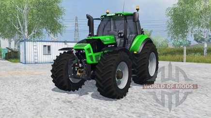 Deutz-Fahr 7250 TTV Agrotron MoreRealistic para Farming Simulator 2013