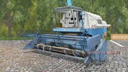 Fortschritt E 512 ball blue para Farming Simulator 2015