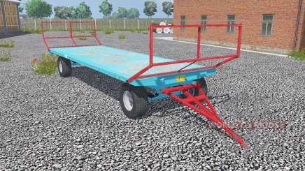 Lambert RBR 8 turquoise para Farming Simulator 2013
