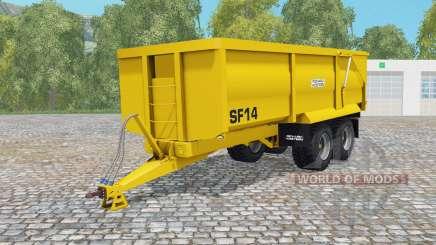 Richard Weston SF14 munsell yellow para Farming Simulator 2015