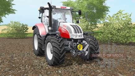 Steyr 4110&4130 Profi para Farming Simulator 2017