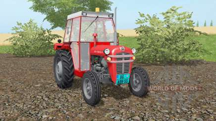 IMT 539 coral red para Farming Simulator 2017