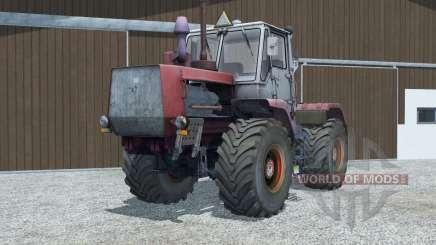 T-150K moderadamente rojo para Farming Simulator 2013