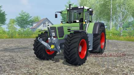 Fendt Favorit 824 turbo shift fruit salaɖ para Farming Simulator 2013