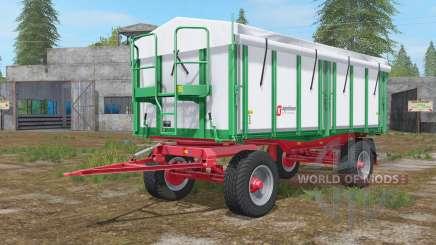 Kroger Agroliner HKD 302 athens gray para Farming Simulator 2017