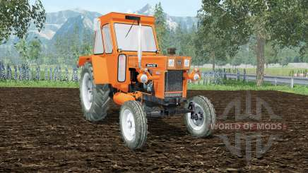 Universal 650 dynamic exhausting system para Farming Simulator 2015