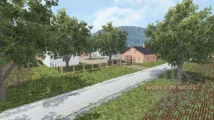 Polonia wieȿ para Farming Simulator 2015