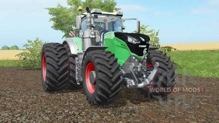 Fendt 1038-1050 Vario double wheels para Farming Simulator 2017