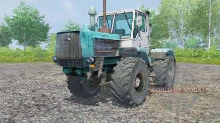 T-150K de color turquesa para Farming Simulator 2013