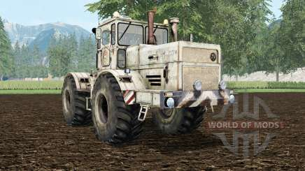 Kirovets K-701 oxidado para Farming Simulator 2015