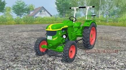 Deutz D 40S islamic green para Farming Simulator 2013