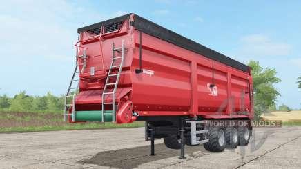 Krampe Sattel-Bandit 30-60 red salsa para Farming Simulator 2017