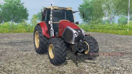 Lindner Geotrac 94 persian red para Farming Simulator 2013