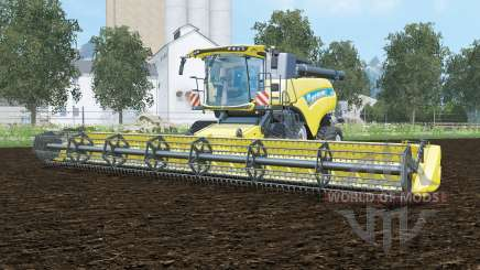 New Holland CR10.90 dandelioꞑ para Farming Simulator 2015