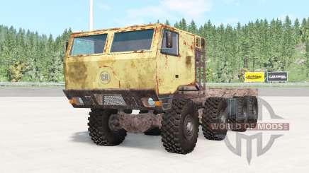 BigRig Truck v1.1.6 para BeamNG Drive
