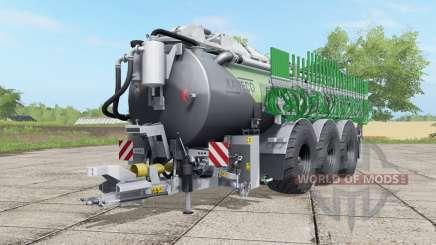 Kaweco Turbo Tanken dark sea green para Farming Simulator 2017