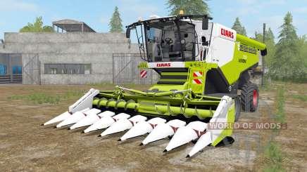 Claas Lexion 780 citrus para Farming Simulator 2017
