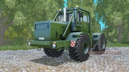 Kirovets K-700A oscuro verde oliva para Farming Simulator 2015