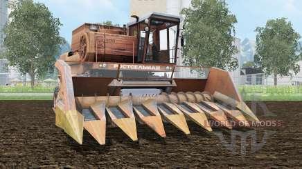 No-1500A de latón antiguo para Farming Simulator 2015