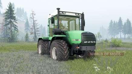 HTZ-17022 verde para Spin Tires