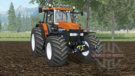 New Holland M 160 Turbo para Farming Simulator 2015